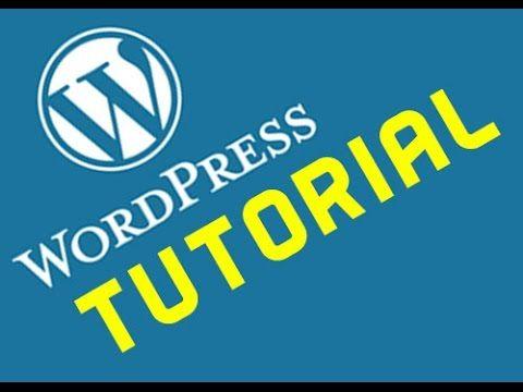 aggiornamento manuale wordpress